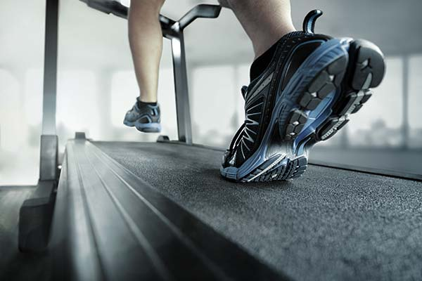 Indoor Treadmill CloseUp
